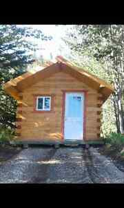 Custom built cabins Prince George British Columbia image 1