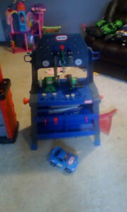 Little Tikes toy tools