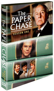 Paper Chase-6 dvd First Season-Excellent condition