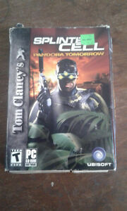 Splinter cell PC game
