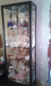 Glass display cabinet   $  1200.00   $