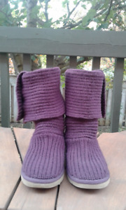 Ladies Knit UGG Boots