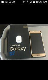 Gold 32gb S7