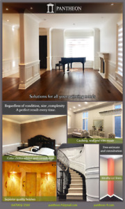 PAINTING and FINISHING - SUPERIOR QUALITY