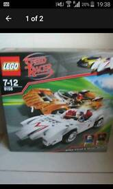 Lego Speed racers set