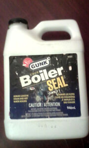 6 New Gunk B232 Hot Water Liquid Boiler Seal 32oz,946ml,warranty