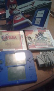 Nintendo 2DS and games $150 obo