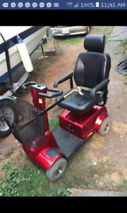 Fortress 1700TA Mobility Scooter NEW