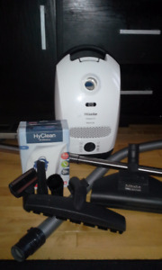 Miele Classic C1 PowerLine - SBAN0 (incl carpet accessory)