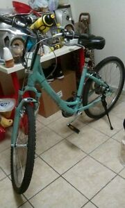 Sendona DX small Ladys Bike mint in color