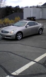 2003 Infiniti G35 Coupe  looking to trade or cash offers ???
