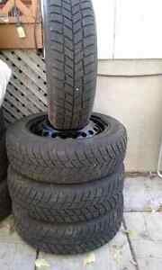 WINTER TIRES FOR SALE- 514 443 7976