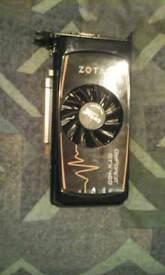 nvidia 460 gtx graphics card