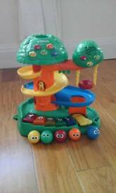 Vtech Tree House. Interactive counting and colours