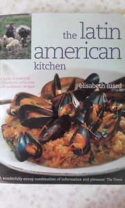 Latin American cook book for sale