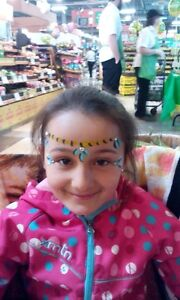 Birthday Parties, face painting and Balloon twisting