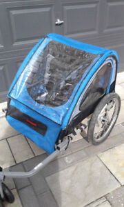 Bicycle Trailer, Double SCHWINN bicycle trailer