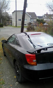 Toyota Celica GT 2000 - parts car or fix timing chain issue? Oakville / Halton Region Toronto (GTA) image 2