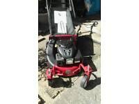 Brand new titanpro mower