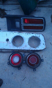 1970-1978 Custom Taillight Conversion Panel that fits Nissan 240 Belleville Belleville Area image 5
