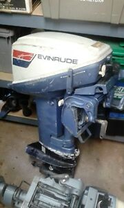 9.5 hp evinrude outboard motor