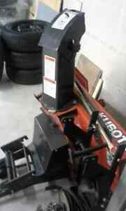 Kabota lawntractor and snow blower Cambridge Kitchener Area image 5