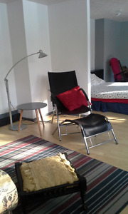Furnished Studio near Sutton and Knowlton