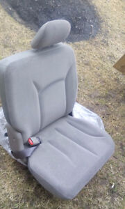 Dodge Grand Caravan 3 Row Foldable Two Person Seat