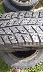 4-185/70r14  Winter tire need gone TOMOROW
