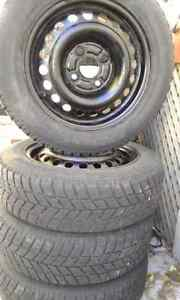 WINTER TIRES FOR SALE- 514 443 7976 West Island Greater Montréal image 2