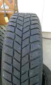 WINTER TIRES FOR SALE- 514 443 7976 West Island Greater Montréal image 4