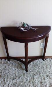 Table d appoint console Bombay,table d entrée
