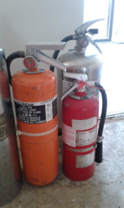 Christmas special ABC Fire Extinguishers