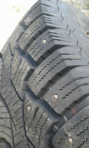 Winter Studded Tires 235/70 R16