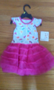 New with tag  3-6mnth(g) dress
