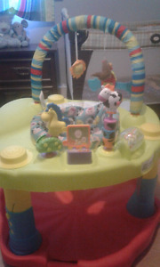 Mint Condition Exersaucer