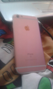 Pink iPhone 6