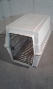 Large Dog Kennel and Dog Accessories