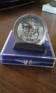 Genuine Pewter Collector's Plate