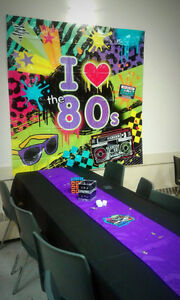 Party Supplies (80's/ Rock n Roll themed) Stratford Kitchener Area image 2