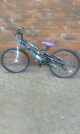 24INCH SUSPENSION BIKE