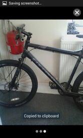 Carrerra mountain bike