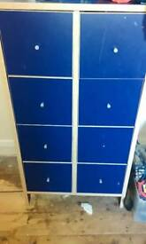 Ikea chest of drawers and computer table