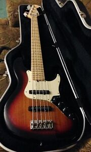 2006 60th Anniversary Fender Jazz V Deluxe