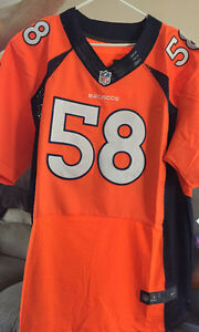Von Miller Denver Broncos Replica Football Jersey