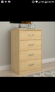 LOOKING FOR a dresser or chest of drawers