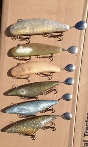 Musky Lures $10.00 each