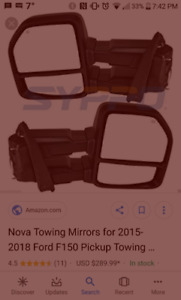 Looking for a DS F150 Tow Mirror 2015 2016 2017 2018