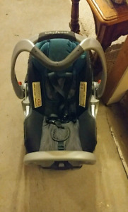 babytrend expedition clx carseat