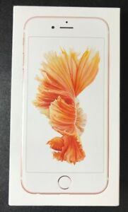 Super New Condition Apple iPhone 6S - Rose gold / white 64 GB